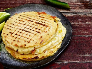 Lime-and-Cracked-Pepper-Cheddar-Quesadillas