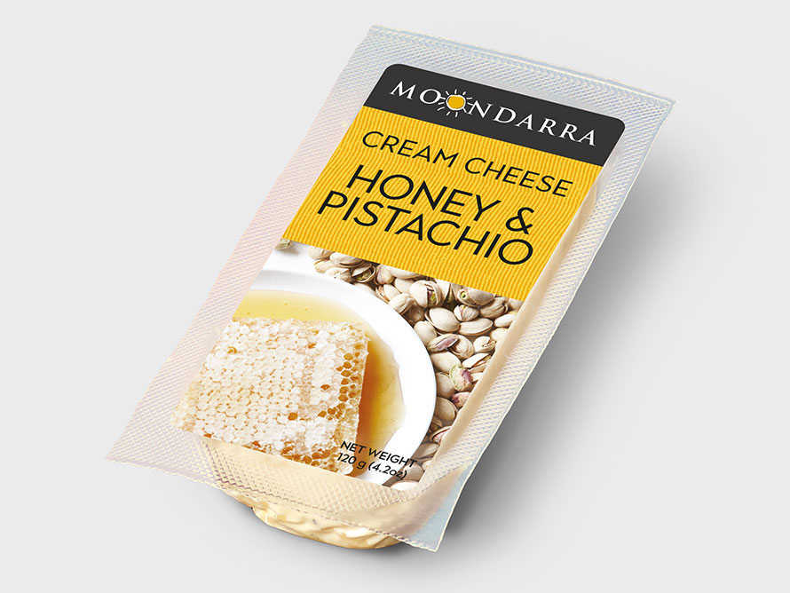 Honey Pistachio 120g